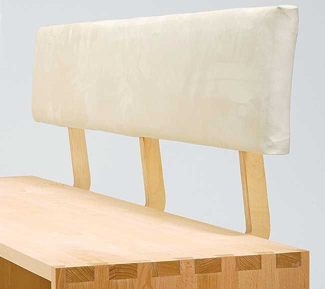 Perché dovremmo realizzare una panca imbottita? Se la moderna poltrona in legno, presenta un certa durezza, risulta utile imbottire la panca di legno.