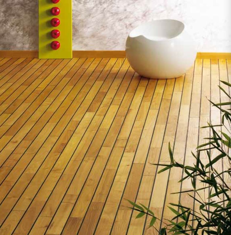 Zoom Veranda Parquetteck Massif Hardwood Floors In Bathroom Parquet Flooring Wood Decor