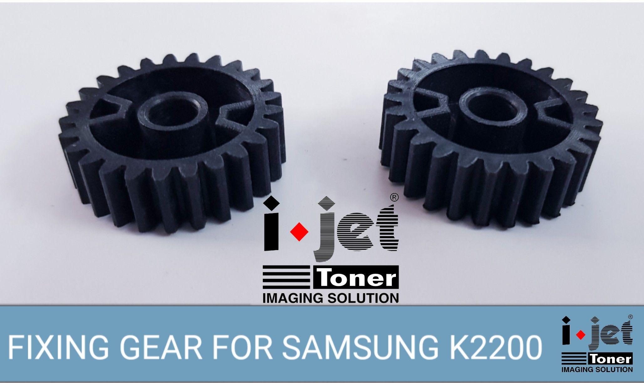 FUSER DRIVE GEAR SAMSUNG K2200   Printer Parts   Gears