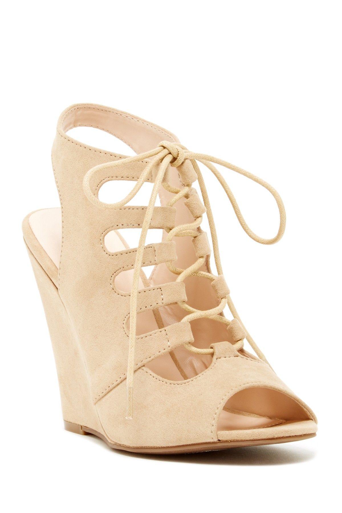 Wild Diva Lounge   Elisha Lace Up Sandale Sandale Up   Legend footwear, Footwear ... 2b03e9