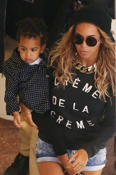 Fashion Tips from Celebrity Moms and Their Daughters - Style Advice from Celebrity Mothers - ELLE