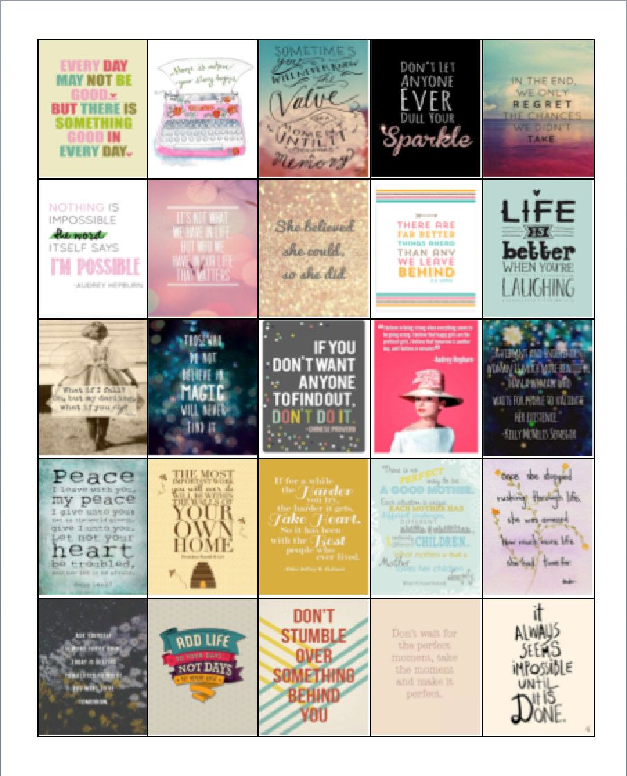 free humorous quotes planner stickers - Google Search
