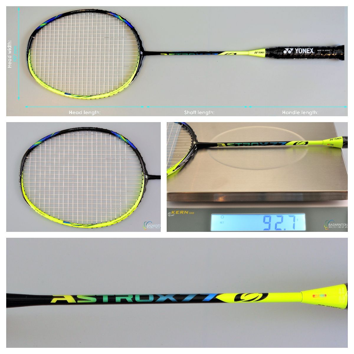 Yonex Astrox 77 3u Badminton Racket Review  To find out
