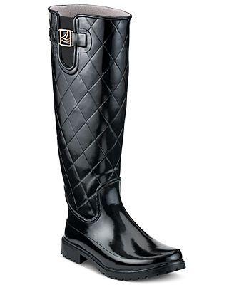 Pelican Tall Rain Boots - Shoes