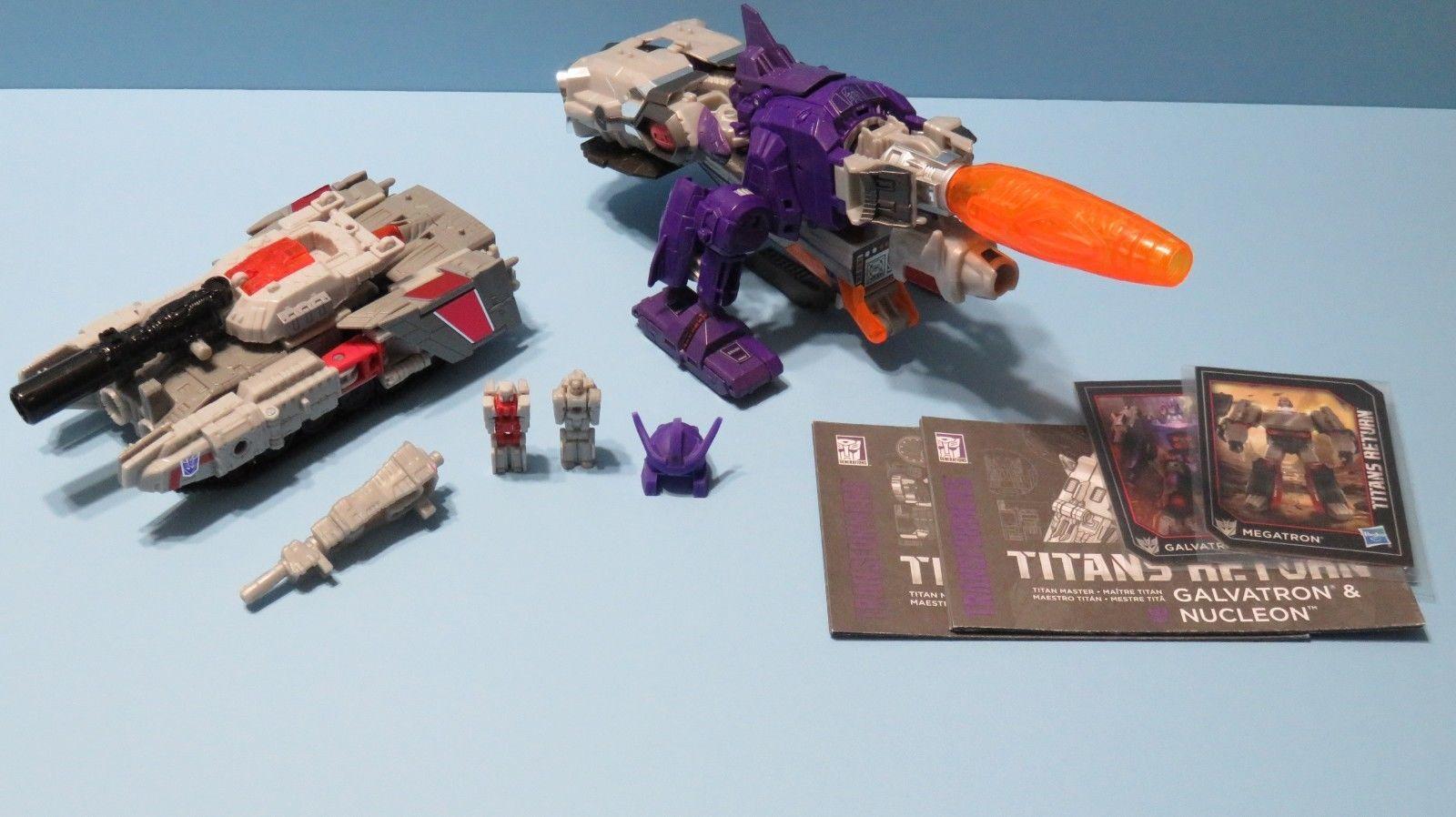 Hasbro Autobots Spaceship Megatron Transformers Prime No Box Movie Action Figure