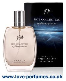 Fm Group Hot Collection Fragrances For Men Contain 24 Perfume Oil