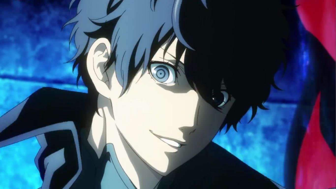 Amamiya Ren (Persona 5 the animation) Persona 5, Persona