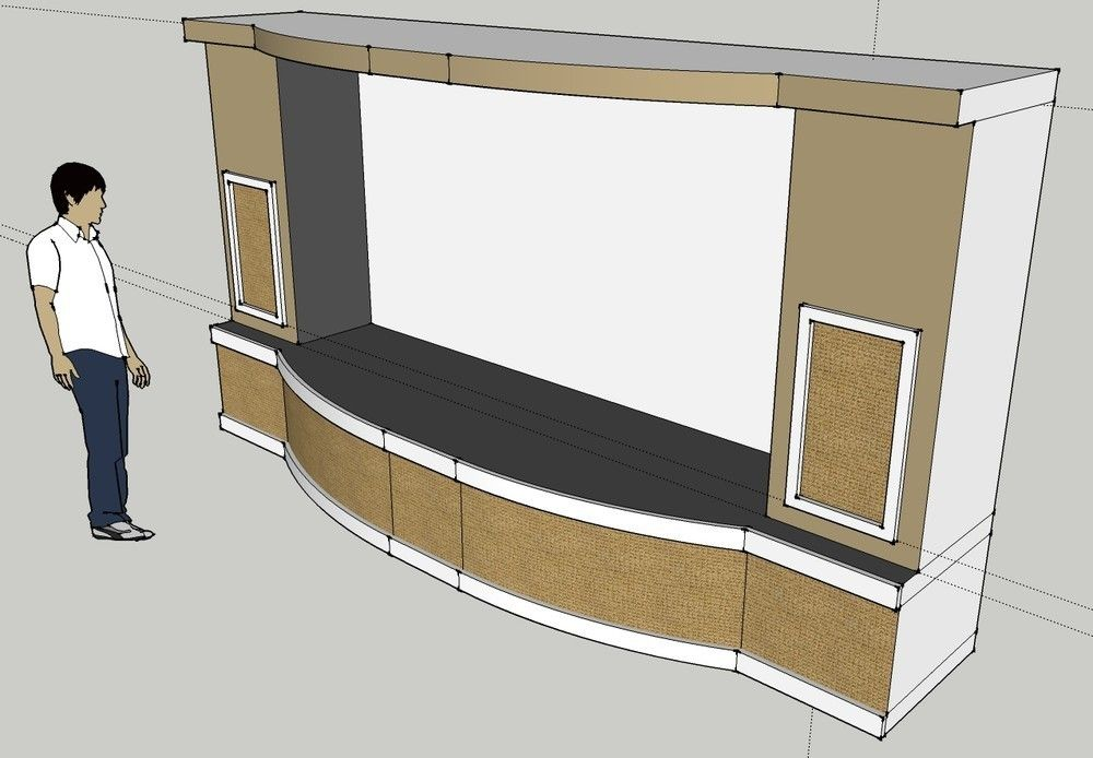 PJ Screen Stage Sub Enclosure Design - Page 4 - Home Theater Forum ...