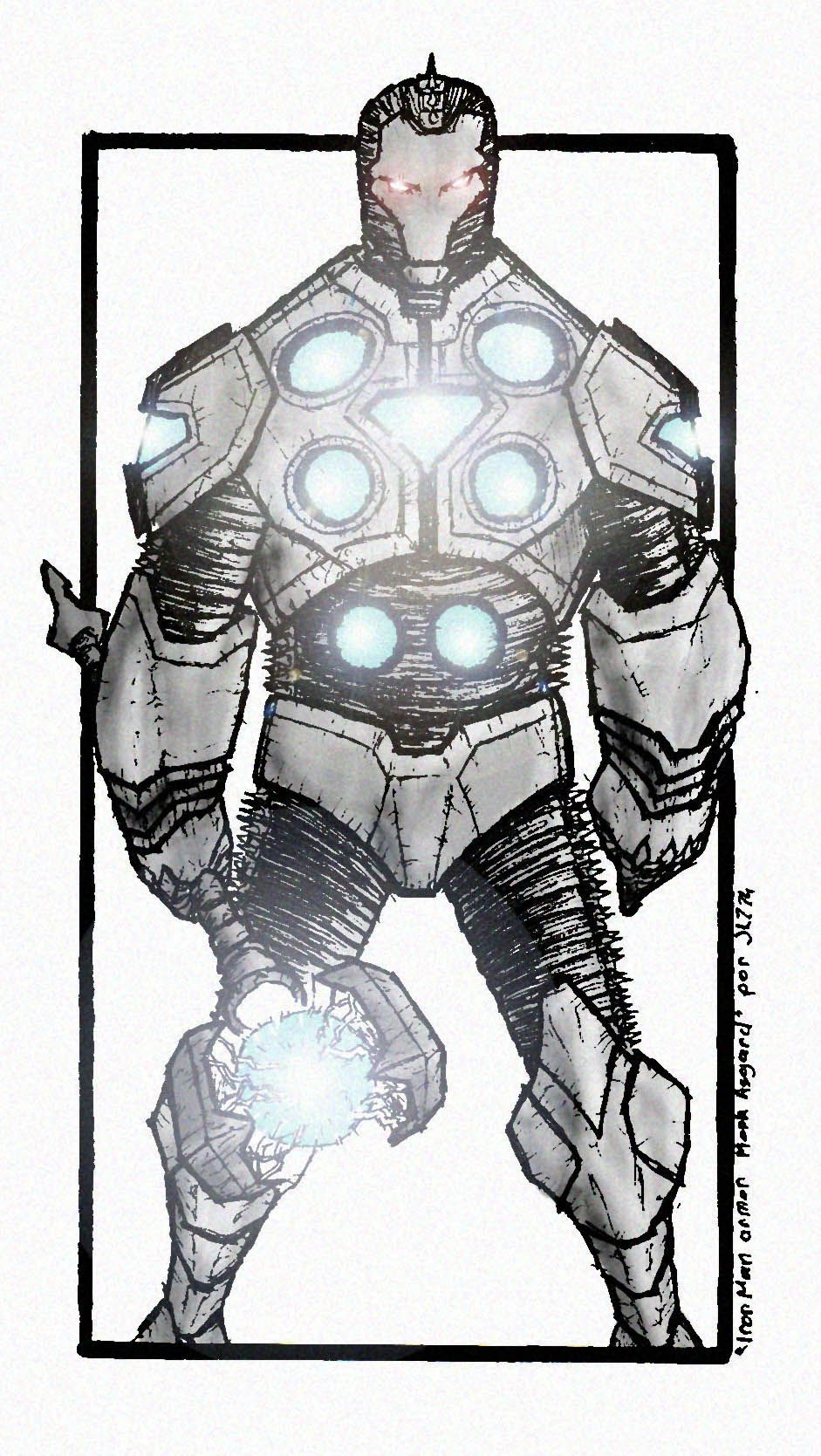 asgardian ironman
