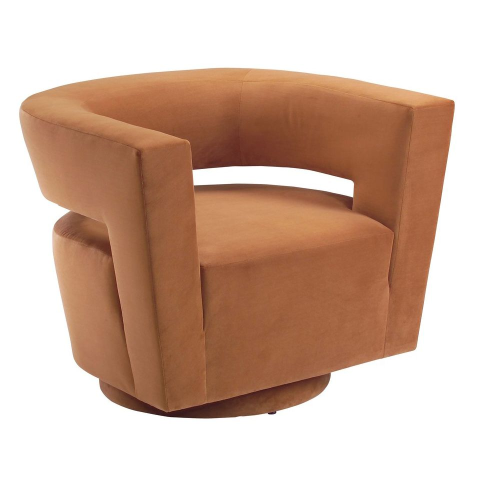 Galactica Swivel Accent Chair