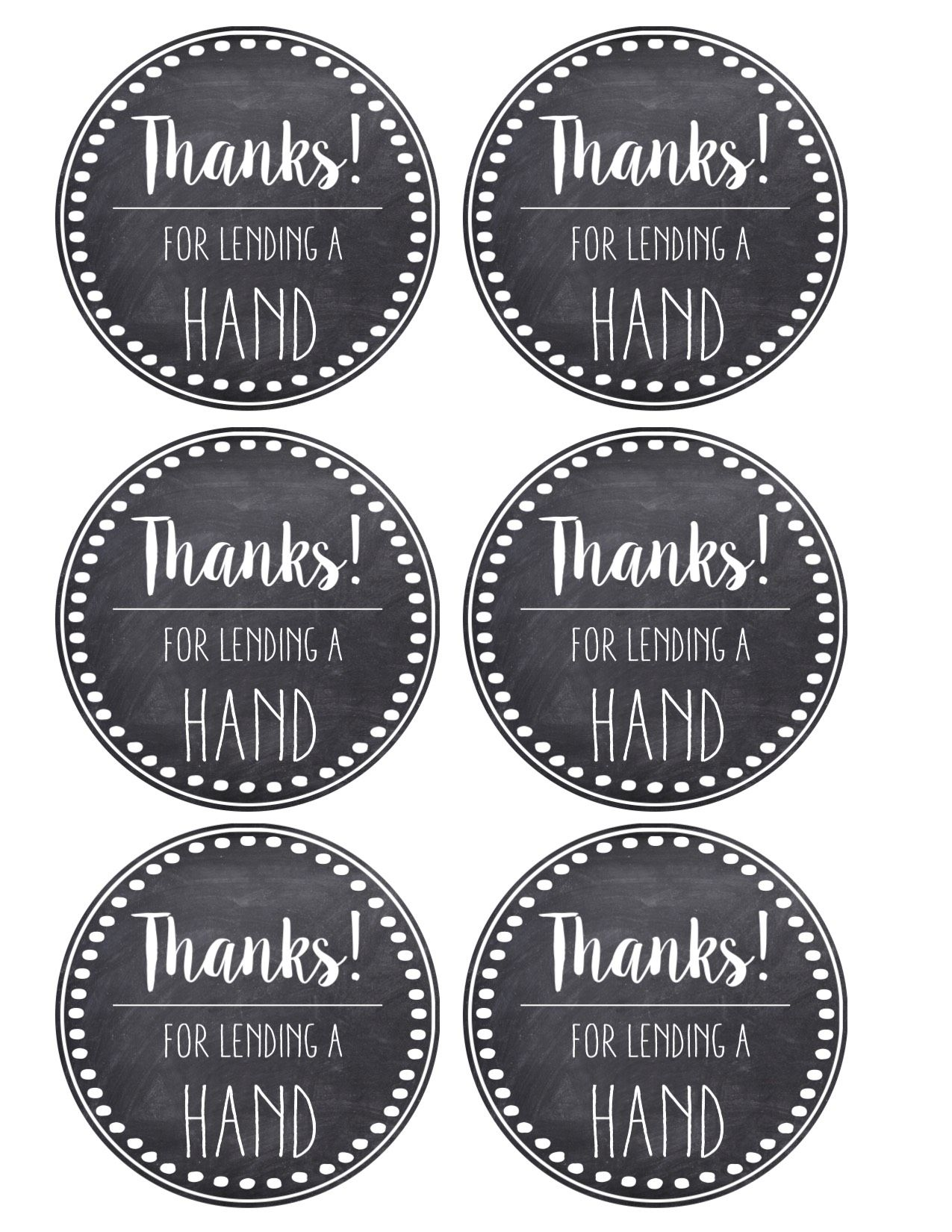 Thank you teacher appreciation tags free printable card attach to thank you teacher appreciation tags free printable card attach to hand soap hand lotion a pedicure gift certificate hand sanitizer nail polish negle Choice Image