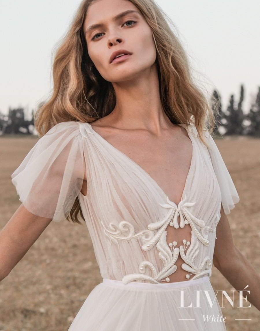 From Marriages to Mars: Alon Livné's Epic Fashion Odyssey — Featuring Livné White 2019 Wedding Dresses | Wedding Inspirasi – weddings