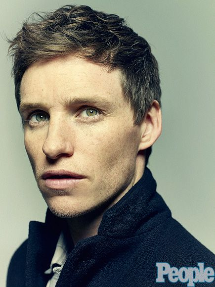 eddie redmayne model