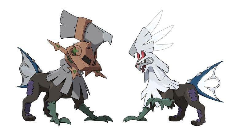 pokemon chaos black evolution chart