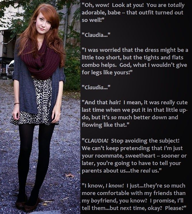 A Tights Spot Delaying The Inevitable Tights Boys Girl Friend Pretty Outfits