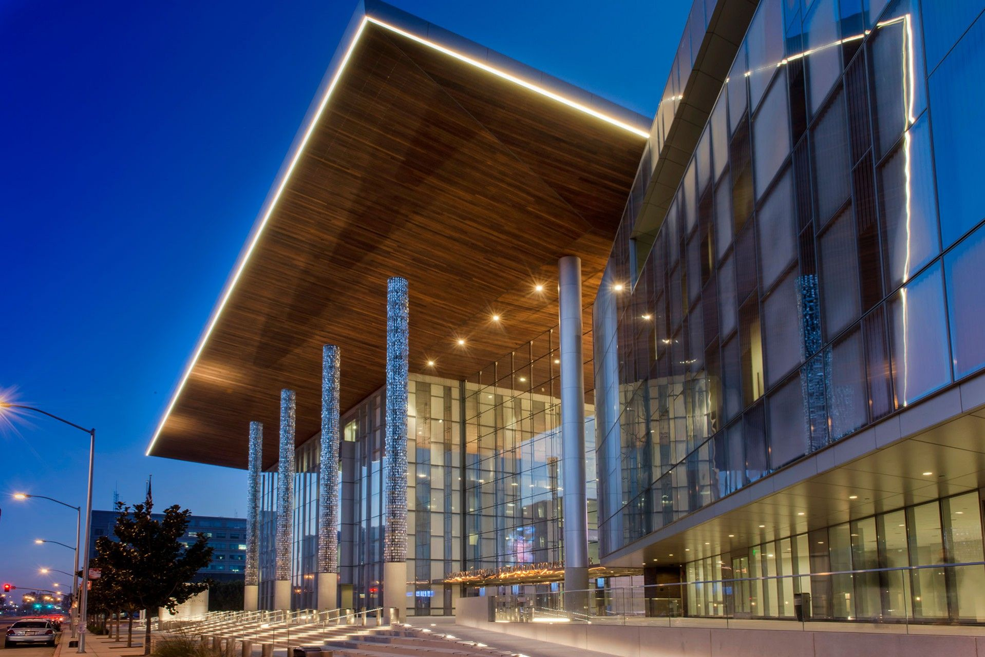 Long beach courthouse exterior building lighting pinterest long beach courthouse aloadofball Choice Image