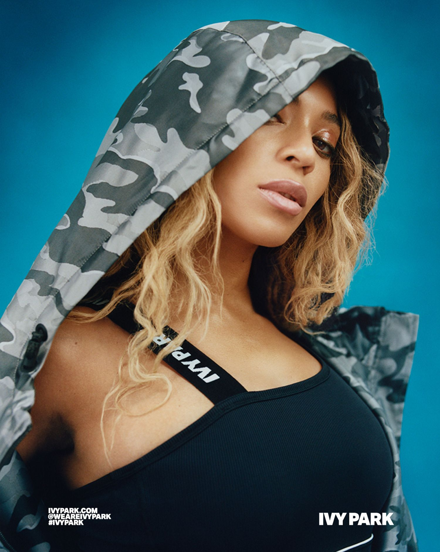 Beyonce Teases Her Upcoming Ivy Park Clothing Line With