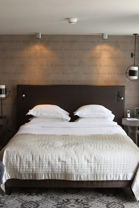 dcoration chambre adulte taupe marron deco pinterest taupe dco et photos - Decoration Chambre Marron