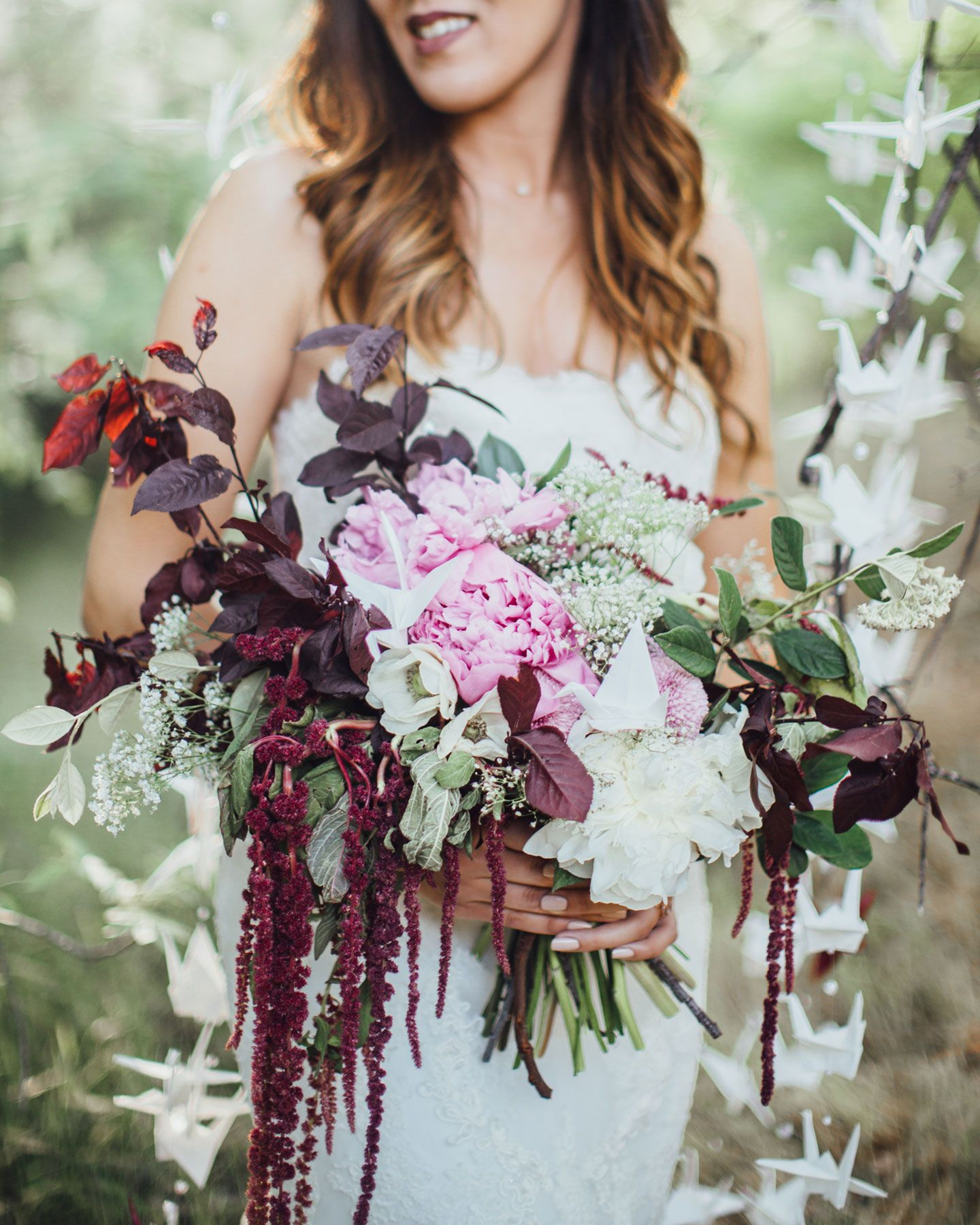 Bohemian Sedona Wedding Photographer & Florist || Red Rock Crossing & Cathedral Rock Wedding Photos || Jane in the Woods || Paper Crane