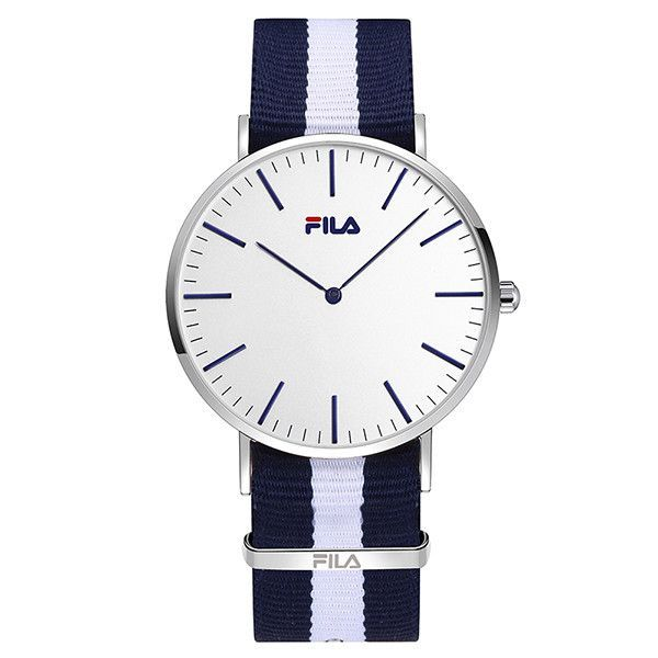 3251d5b183f Fila Fashion and Casual Three Color Watch Strap Men and Women's Watch  Watches for Lovers 38