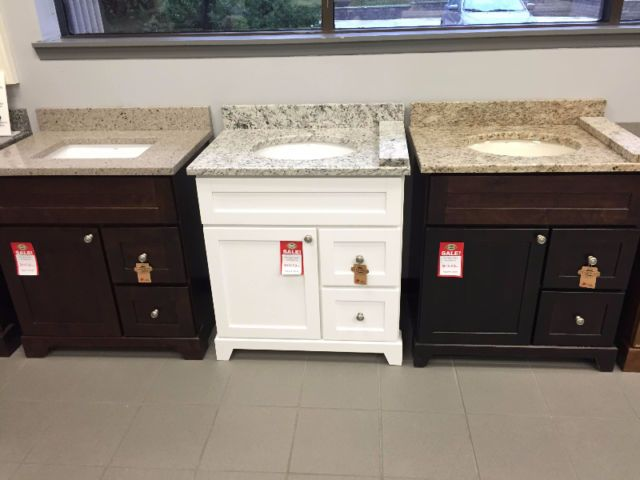 Bathroom Sinks Kijiji stonewood bath cabinetry bathroom vanity deal of the day
