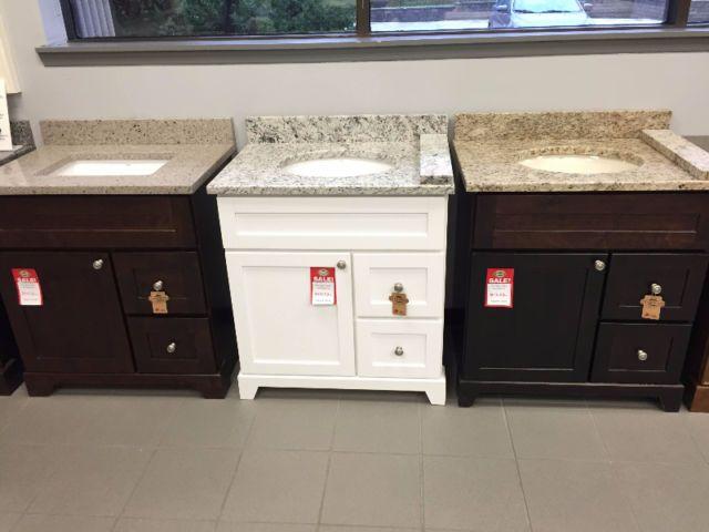 Stonewood Bath Cabinetry Bathroom Vanity Deal Of The Day Bathwares Barrie Kijiji