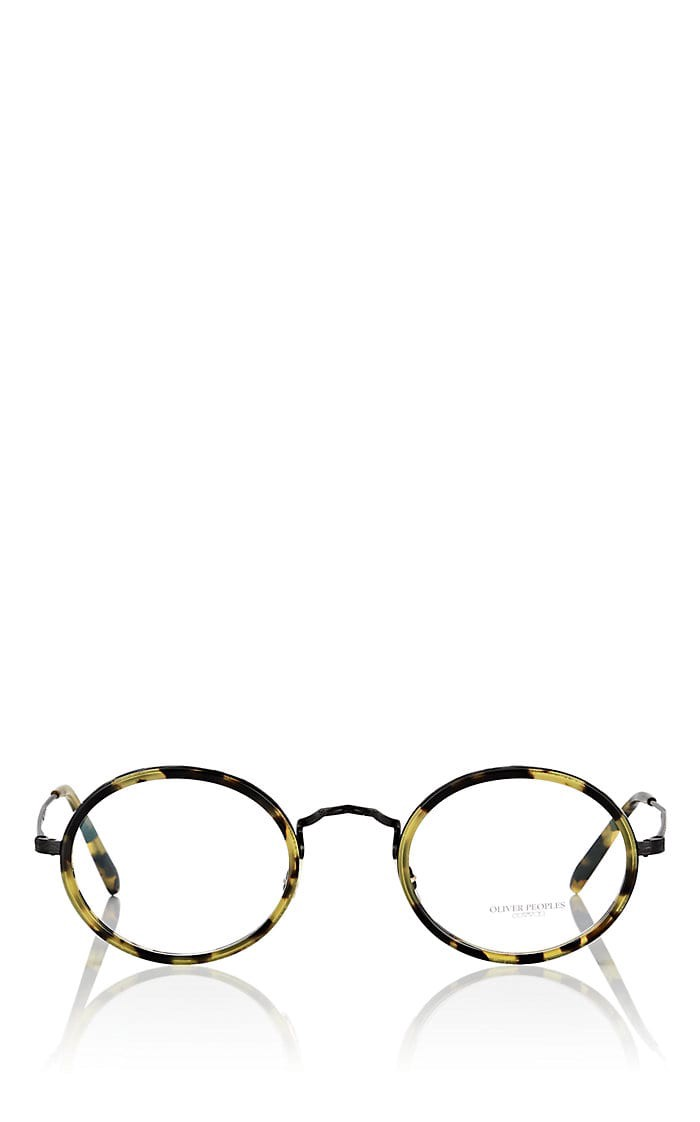 fbbdcbf9602 Oliver Peoples Mp-8 30Th Eyeglasses - Black 1 Sz