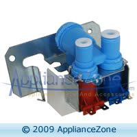 Wr57x10032 Dual Water Inlet Valve Assembly With Quick Connections Used On Some Ge Brand Refrigerators 27 55 Save Up To 38 Compared Inlet Valve Inlet Valve