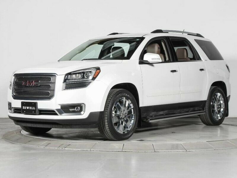 2017 Gmc Acadia Limited Call Greg Ziemer For Details And Free