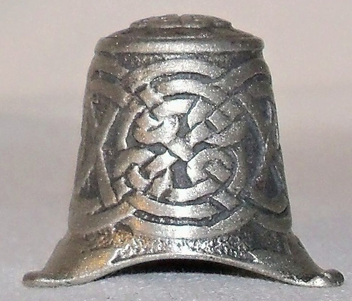 Thimble - celtic knots