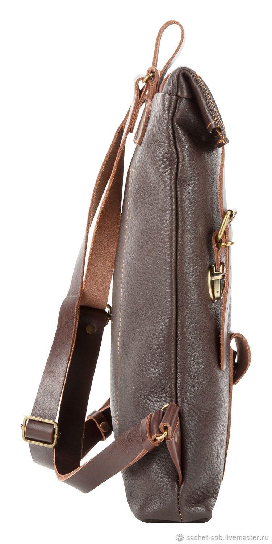 dbfcf8e7601d Рюкзаки ручной работы. Заказать Кожаный рюкзак