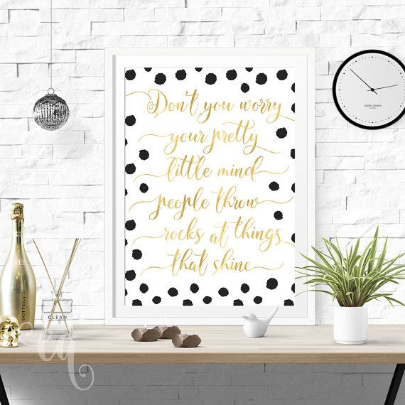 50 Sale Wall Art Decor Taylor Swift Quote Typography Poster Wall Art Decor Typography Poster Wall Art