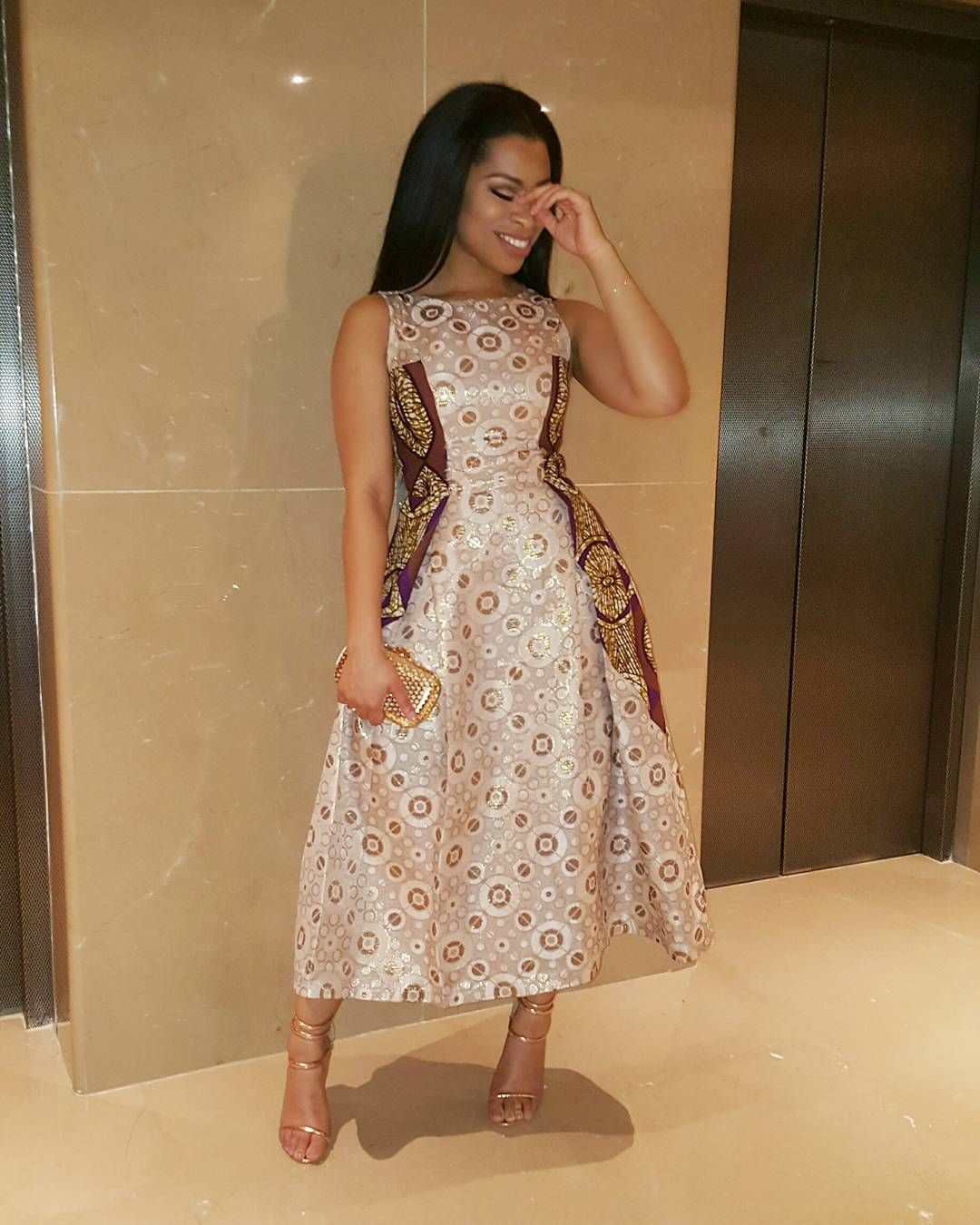 African print dresses for weddings  Shirley B Eniang  Ghanaian Fashion ukpinterest