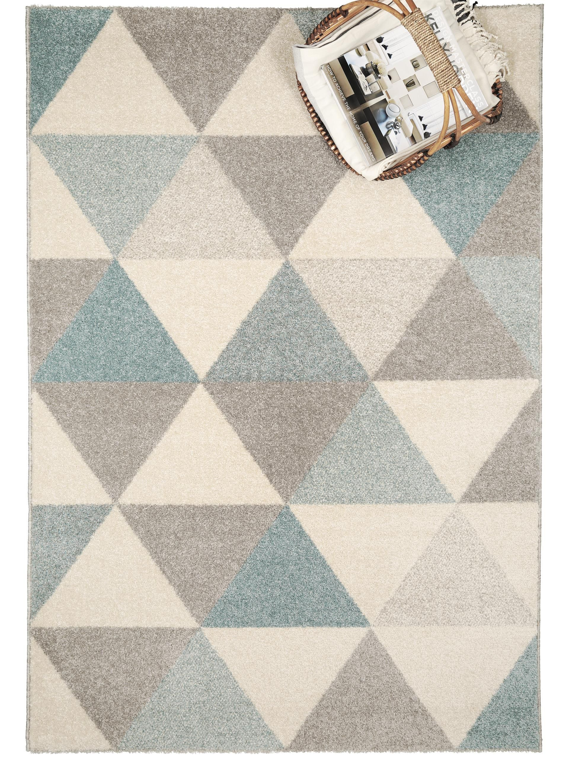 Benuta Teppich Casa Türkis Teppich Pastel Geomet Türkis Ideas For The House Modern Rugs