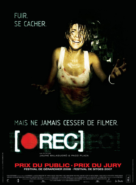 Rec Excellent Horror Film Horror Movies Web Movie Zombie Movies