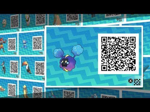 Risultati Immagini Per Pokemon Sun And Moon Qr Codes Amelies