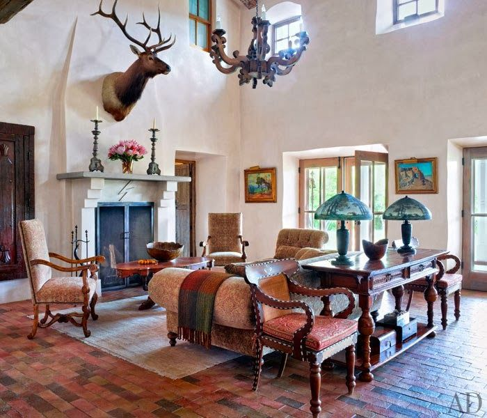 Mexican Ranch Style Homes