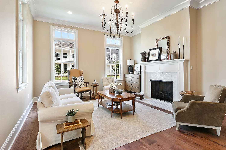 Bardwell Homes Baton Rouge La Home Inspiration Living Room