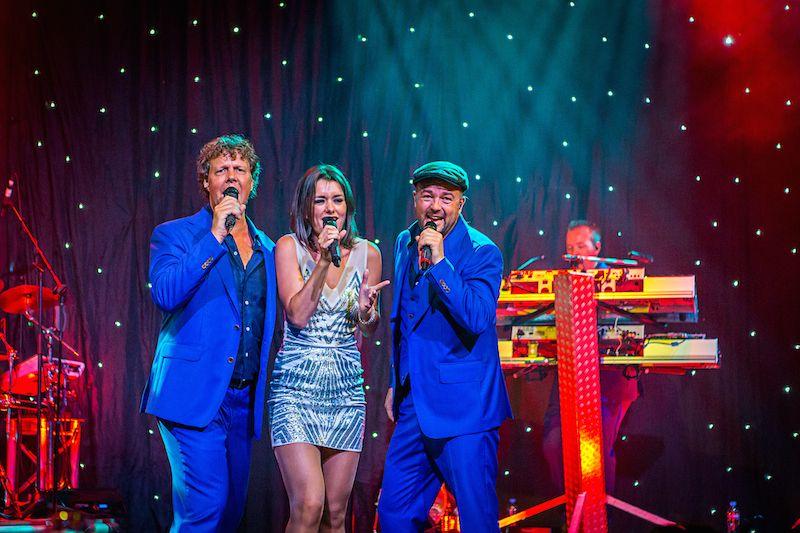 Stef Dompeling, Anne Stalman, Sebastiano Zafarana & Paul van den Bogaard - sesam sensation live