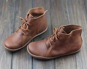 Handmade Summer Shoes for Women,Flat Shoes, Casual