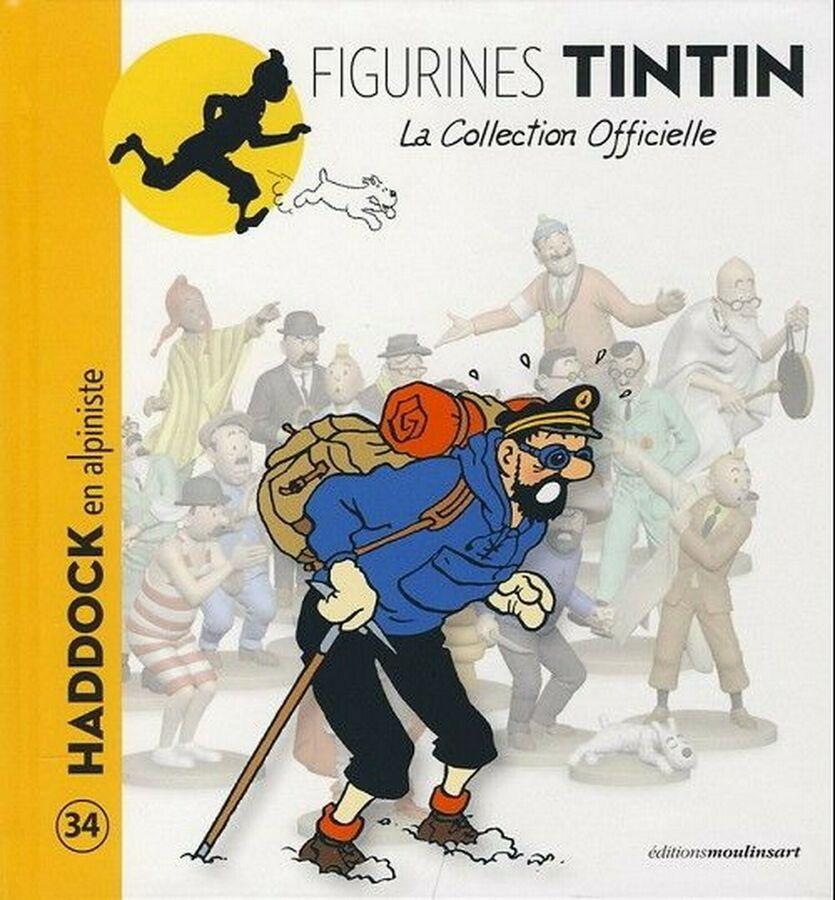 LIVRETS TINTIN COLLECTION OFFICIELLE 3,95 € AU CHOIX NO FIGURE NO PASSPORT