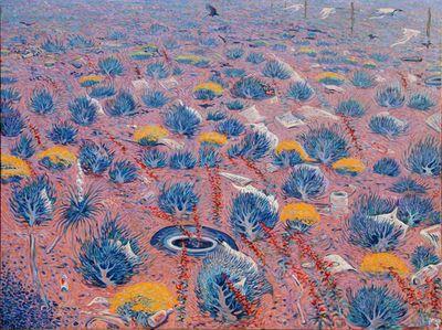 Begay, Shonto - Shonto Begay - Desert Bloom