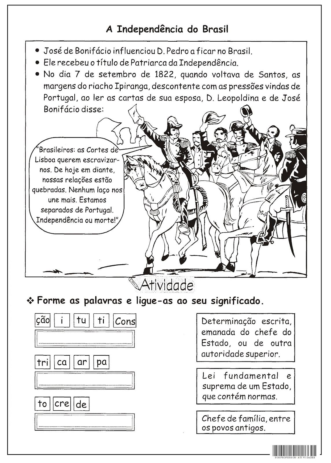 4a Jpg 1144 1600 Atividades De Historia Atividades