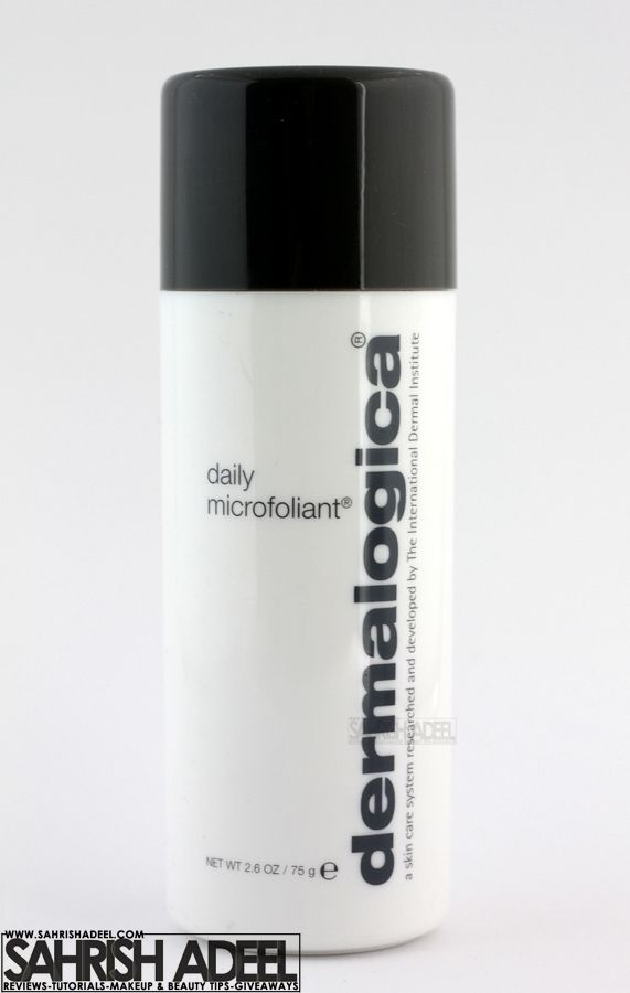 Daily Microfoliant By Dermalogica Review Amp Swatch