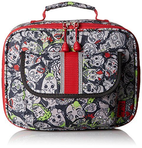 e071c78d38 The Zombie Camo insulated lunch box is a great compliment to the Bixbee  Zombie Camo Backpack