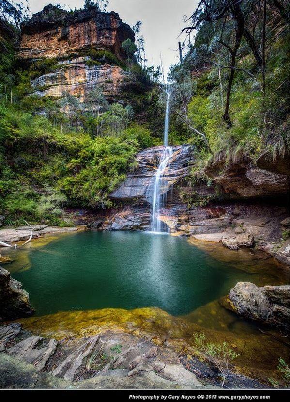 Minnehaha Falls... Blue Mountains - Australia - courtesy ...