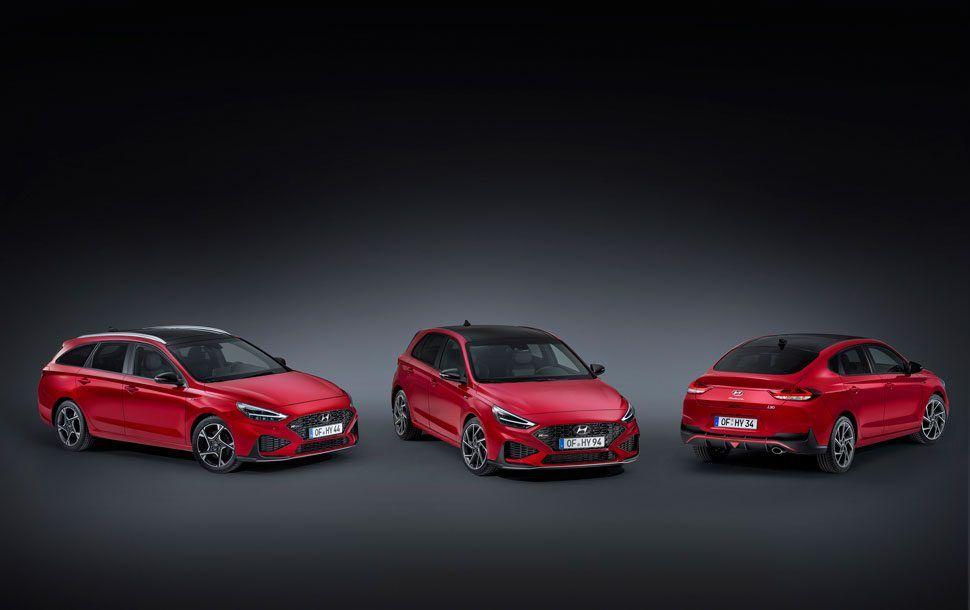 Hyundai Vernieuwt De I30 Di 2020