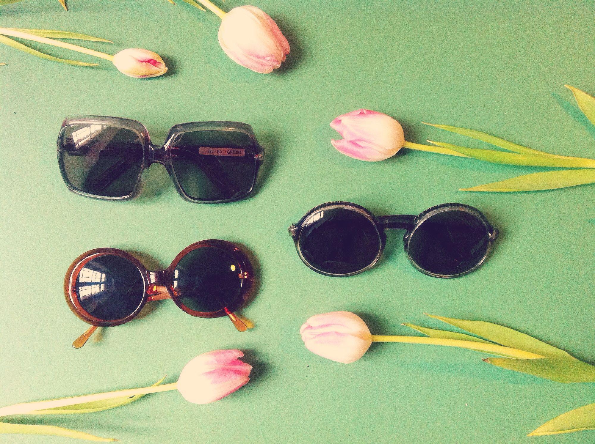 70s Sunglasses. #ragandbonemanvintage #sustainablefashion #vintage #berlin #sunglasses #70s
