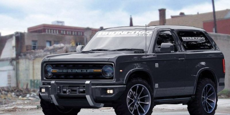 2020 Ford Bronco Engine Redesign Price Interior With Images