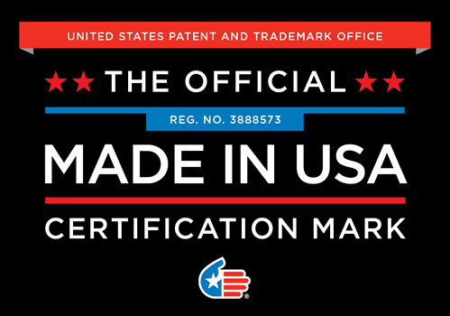 Made In The Usa Brand Logo Certification Mark For American Made Products How To Make Usa Brand American Made